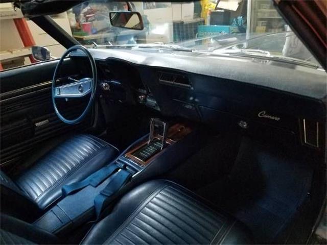 1969 Chevrolet Camaro (CC-1193532) for sale in Cadillac, Michigan