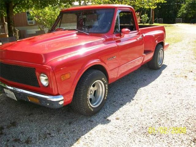 1971 Chevrolet C10 (CC-1193542) for sale in Cadillac, Michigan