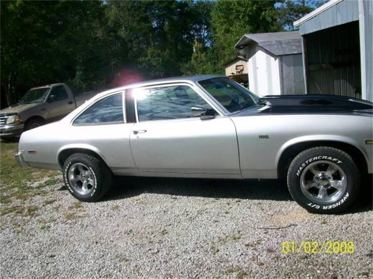 1975 Chevrolet Nova (CC-1193543) for sale in Cadillac, Michigan