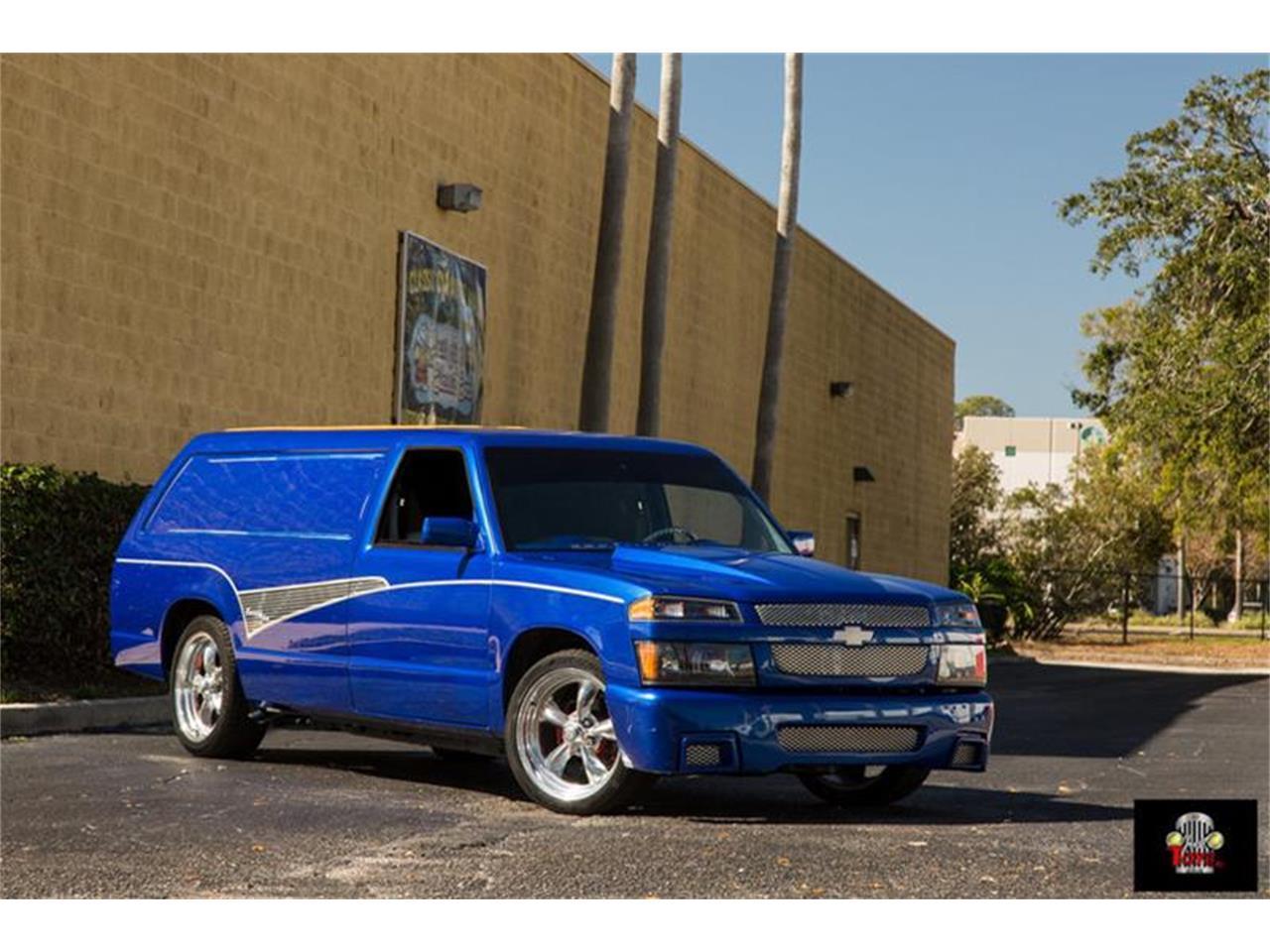 1987 Chevrolet S10 (CC-1193544) for sale in Orlando, Florida