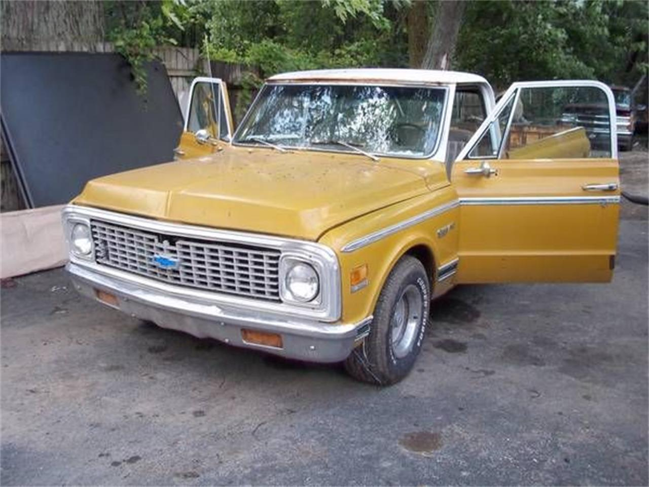 1971 Chevrolet C10 (CC-1193564) for sale in Cadillac, Michigan