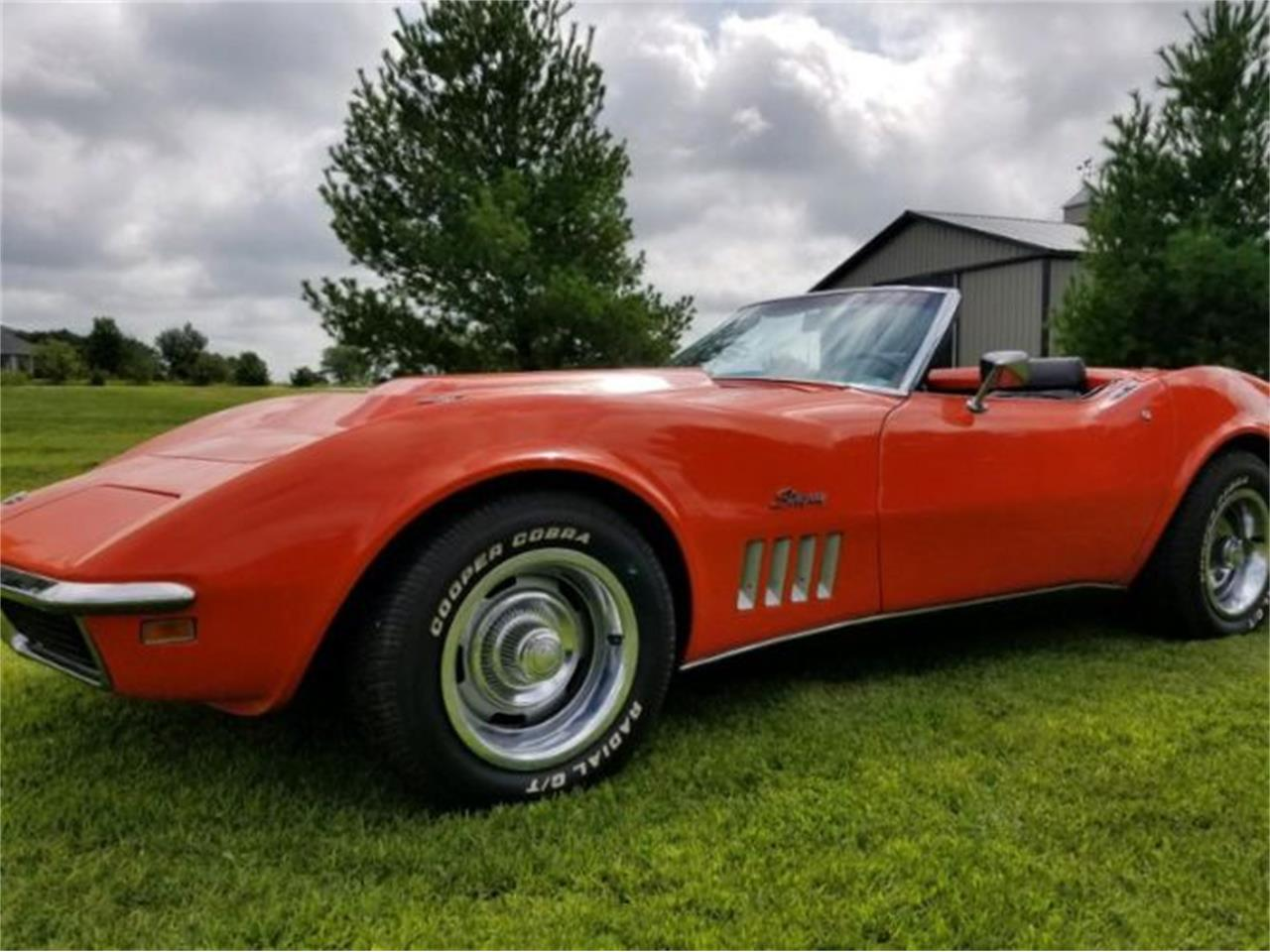1969 Chevrolet Corvette (CC-1193599) for sale in Cadillac, Michigan
