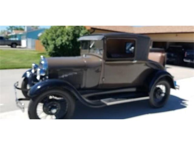 1929 Ford Model A (CC-1193603) for sale in Cadillac, Michigan