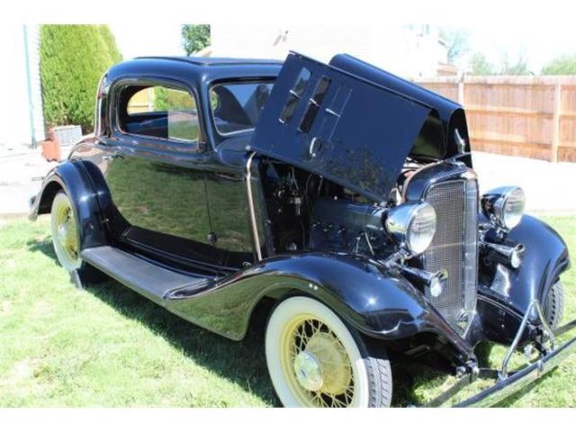 1933 Chevrolet Eagle (CC-1193618) for sale in Cadillac, Michigan