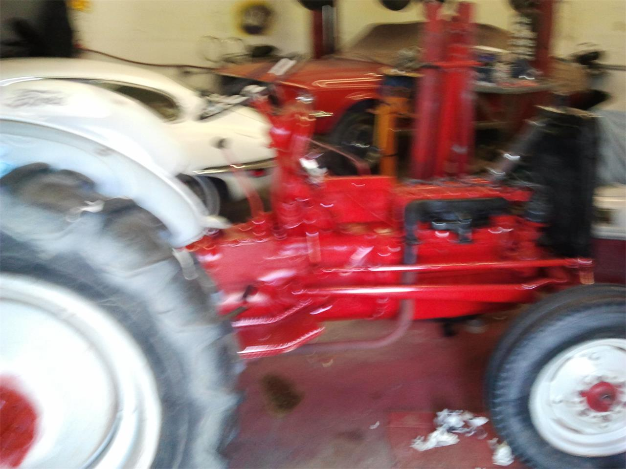 1949 Ford 9N Tractor (CC-1193658) for sale in Carnation, Washington