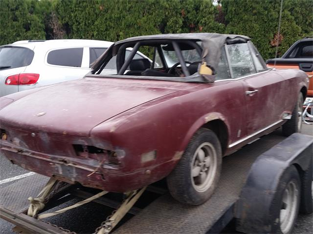 1972 Fiat 124 (CC-1193660) for sale in Carnation, Washington