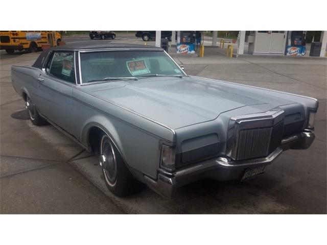 1969 Lincoln Continental Mark III (CC-1193691) for sale in Great Neck, New York