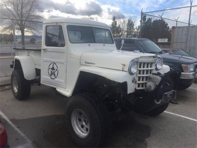 1948 Willys Pickup (CC-1193739) for sale in Cadillac, Michigan