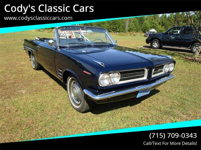 1963 Pontiac LeMans (CC-1193808) for sale in Stanley, Wisconsin