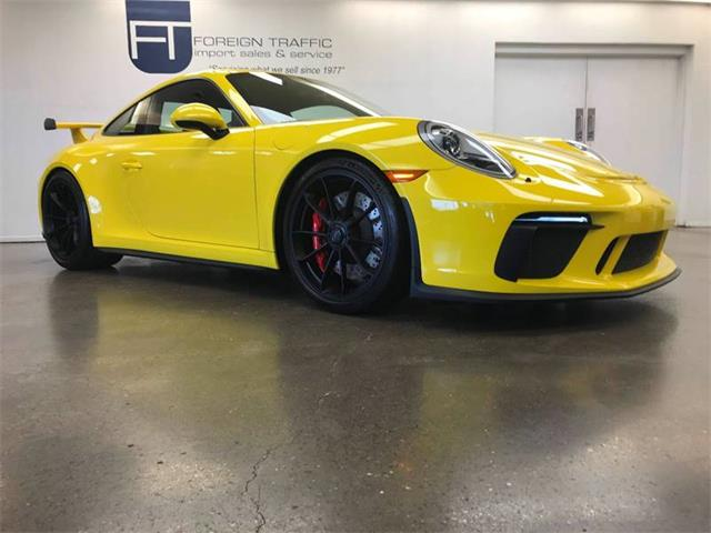 2018 Porsche 911 (CC-1193826) for sale in Allison Park, Pennsylvania