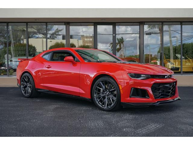 2017 Chevrolet Camaro (CC-1193843) for sale in Miami, Florida
