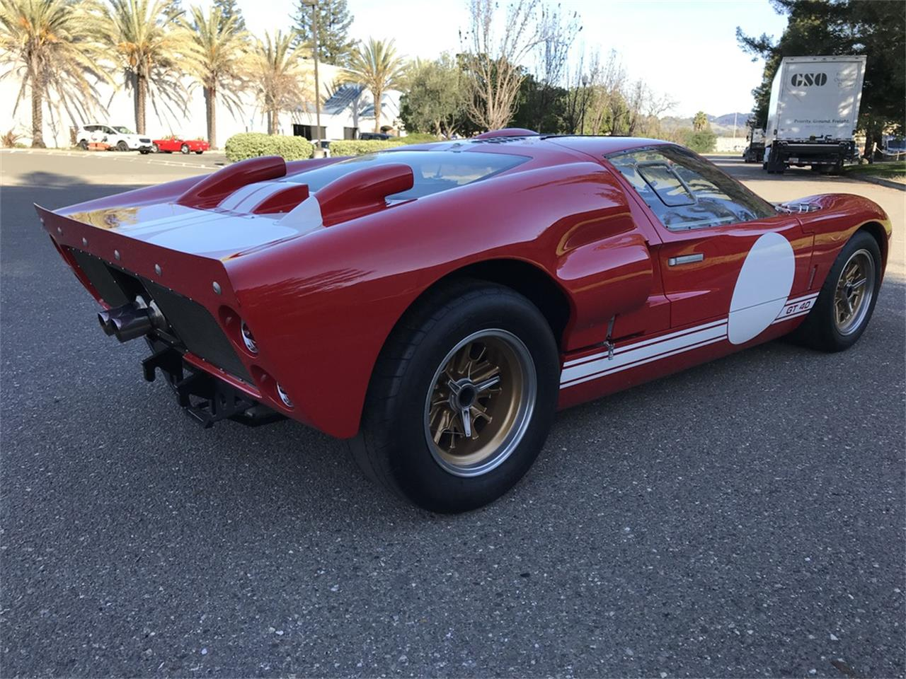 1966 Superformance GT40 (CC-1193868) for sale in Napa Valley, California