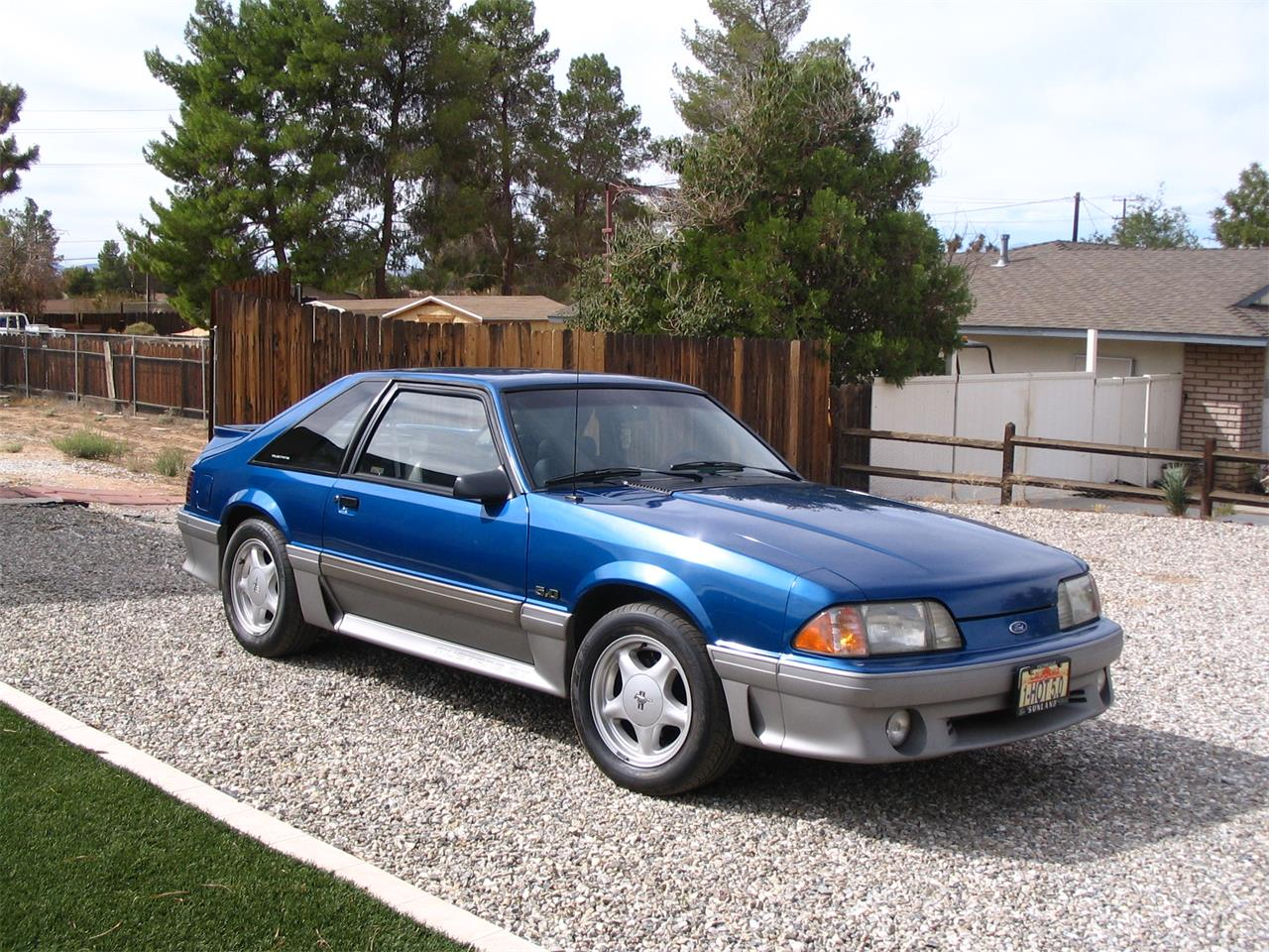 91 Mustang Gt >> 1991 Ford Mustang Gt For Sale Classiccars Com Cc 1193962