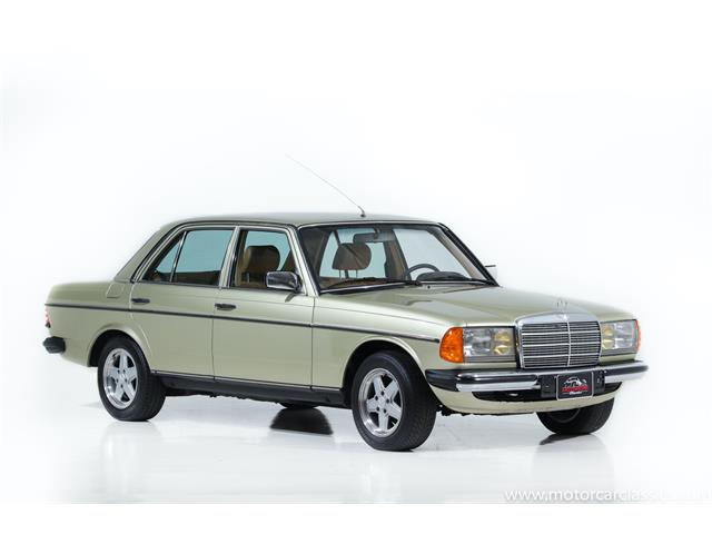 1982 Mercedes-Benz 230E (CC-1193978) for sale in Farmingdale, New York