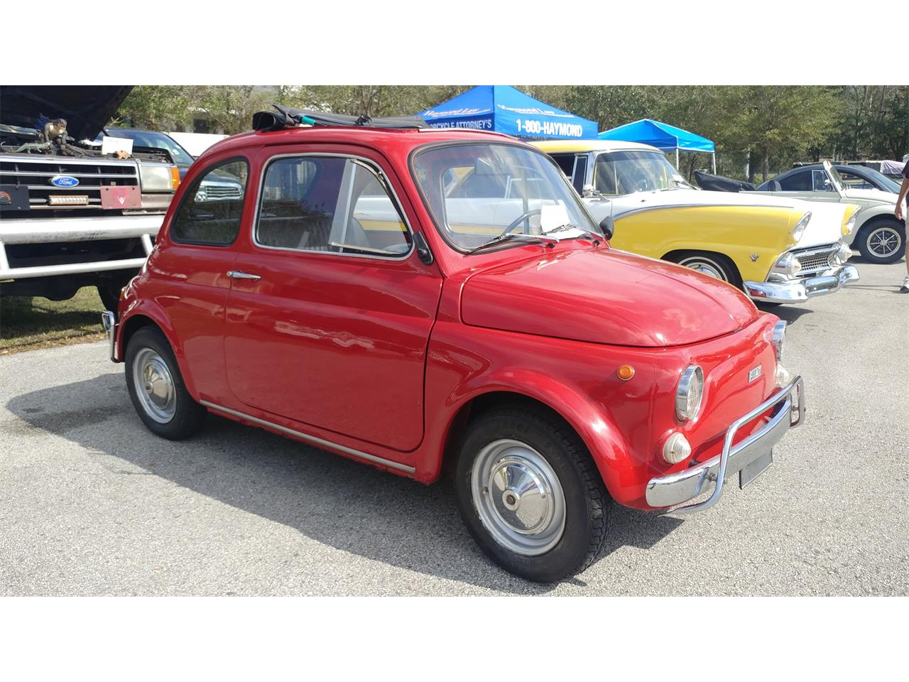 1971 Fiat 500L (CC-1194000) for sale in Jacksonville, Florida