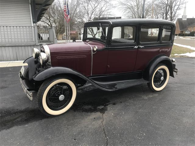 1931 Ford Sedan (CC-1194005) for sale in Utica, Ohio