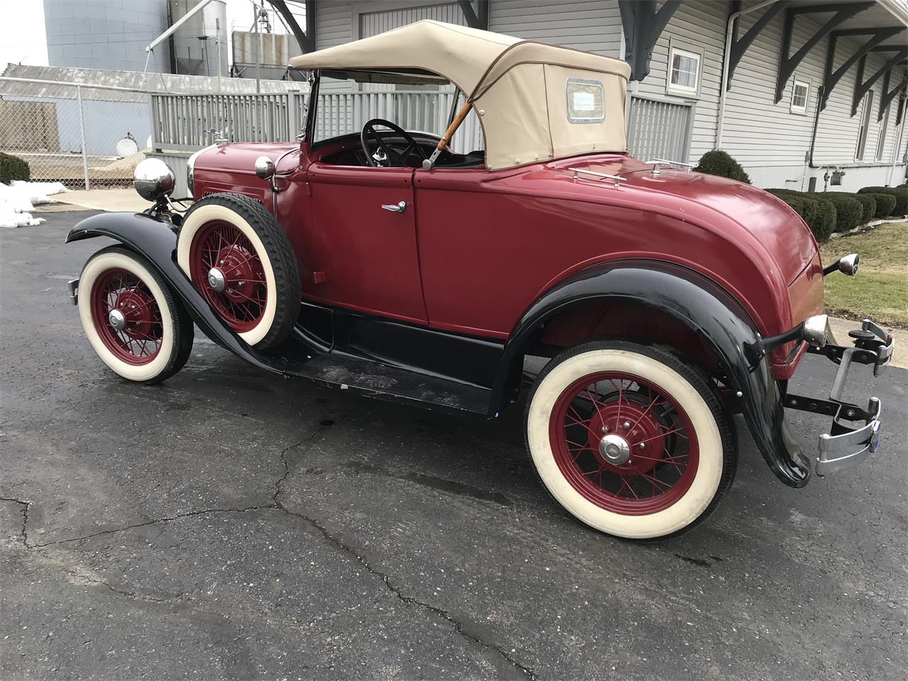 1930 Ford Roadster (CC-1194008) for sale in Utica, Ohio