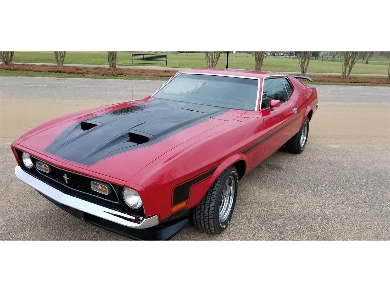 1972 Ford Mustang Mach 1 for Sale | ClassicCars.com | CC-1194021