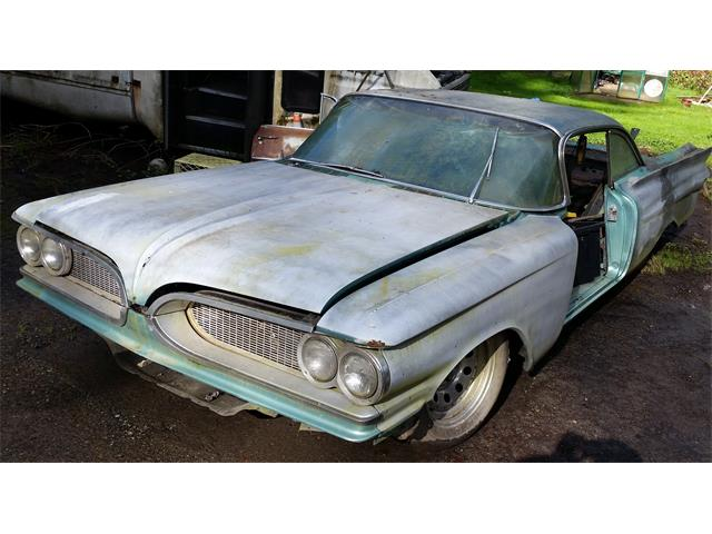 1959 Pontiac Bonneville (CC-1190041) for sale in Carnation, Washington