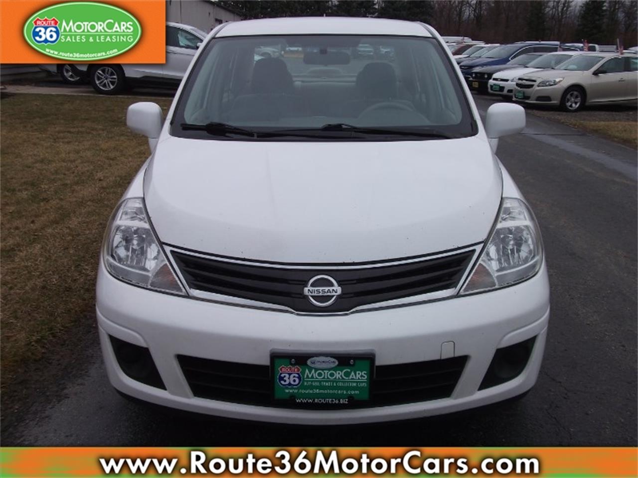 2010 Nissan Versa (CC-1194154) for sale in Dublin, Ohio