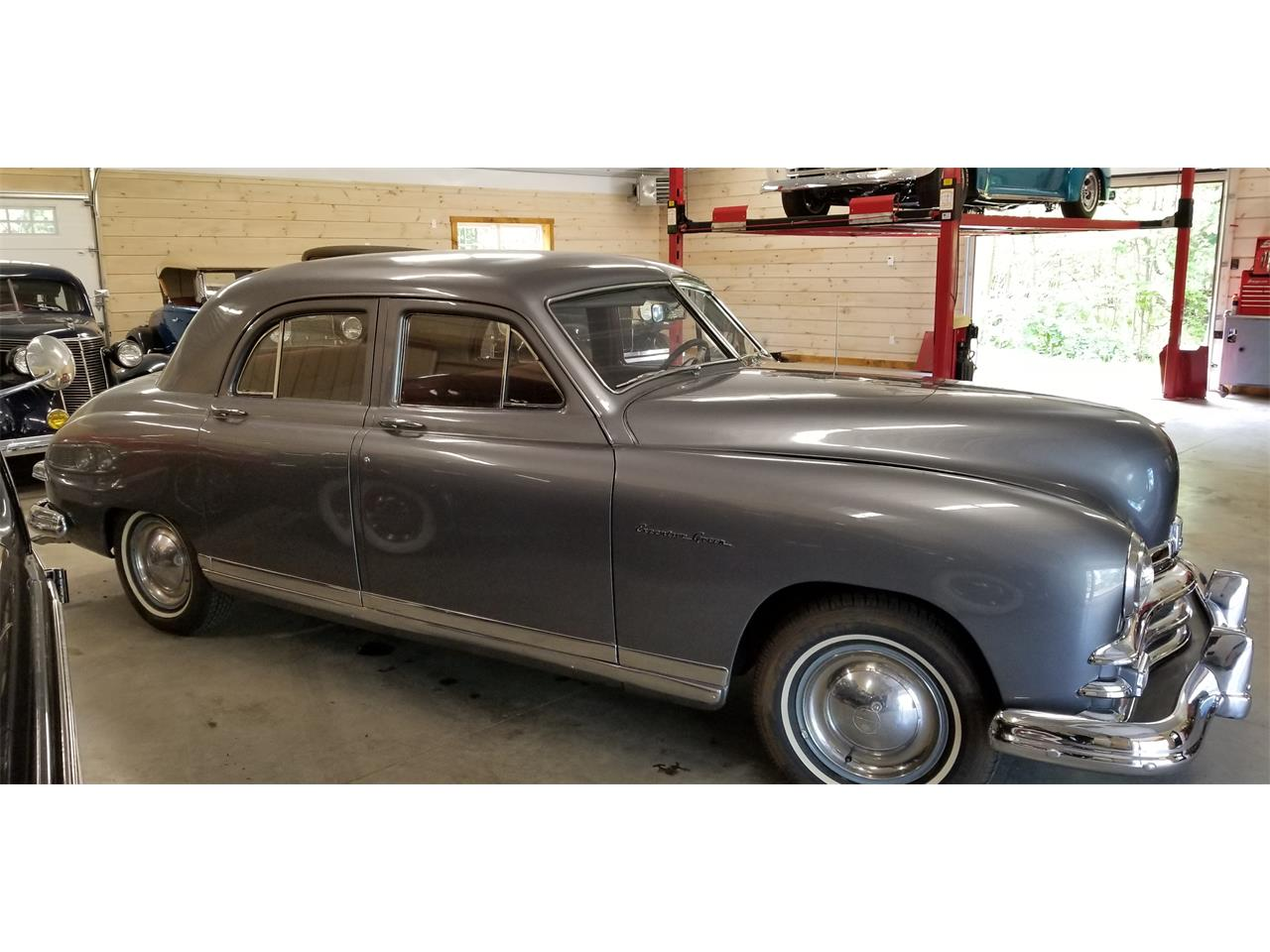 1949 Kaiser 4-Dr Sedan (CC-1194193) for sale in Ellington, Connecticut