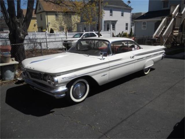 1960 Pontiac Bonneville (CC-1190042) for sale in Carnation, Washington