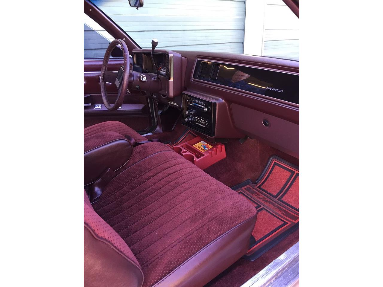 1986 Chevrolet El Camino (CC-1194237) for sale in Humble , Texas