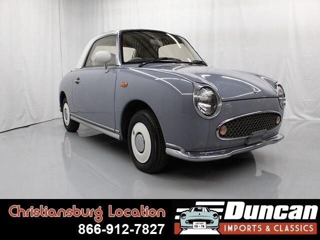 1991 Nissan Figaro (CC-1194272) for sale in Christiansburg, Virginia