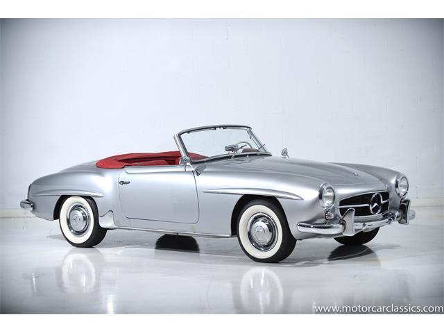 1957 Mercedes-Benz SL-Class