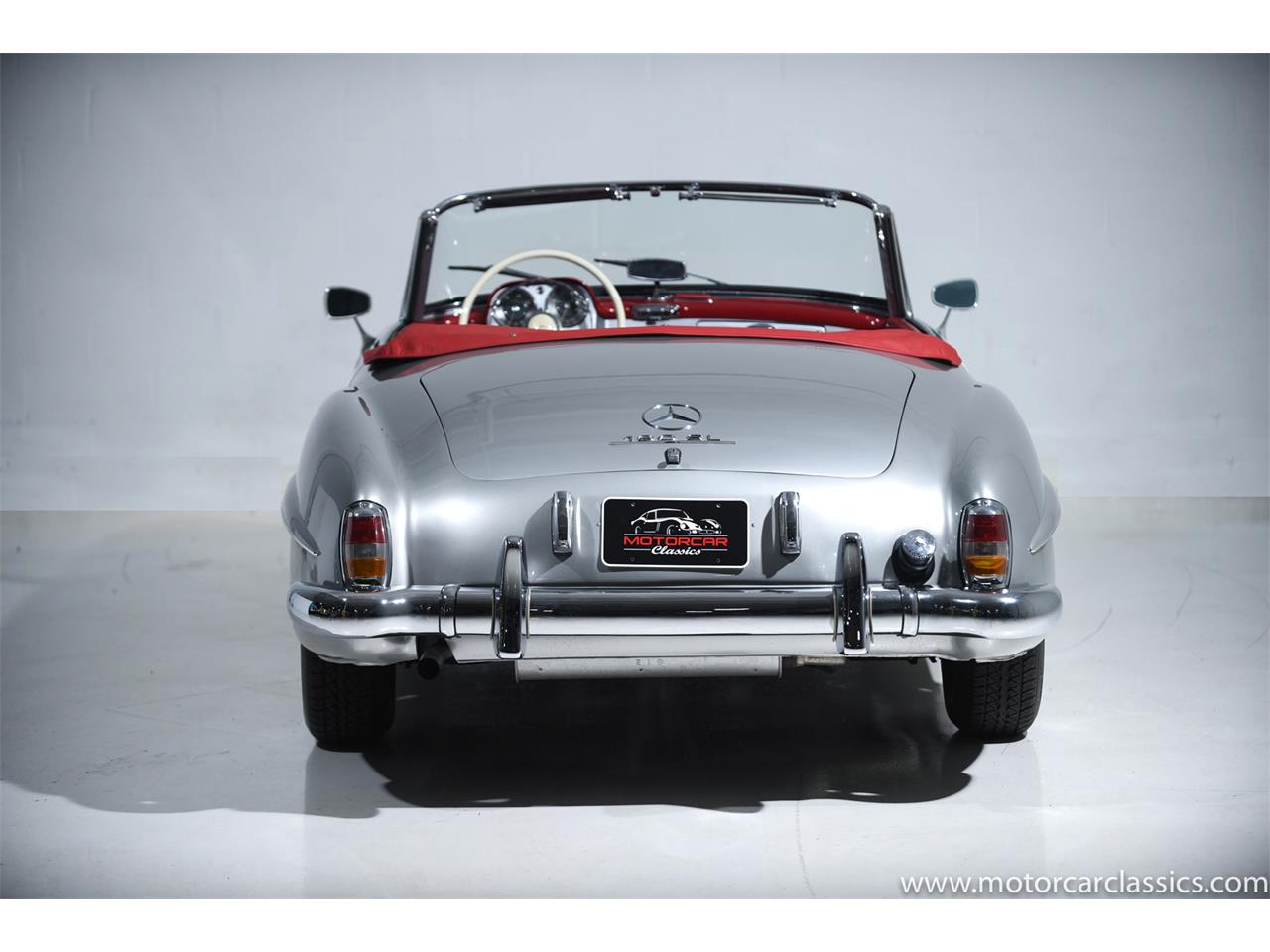 1957 Mercedes-Benz SL-Class (CC-1194351) for sale in Farmingdale, New York