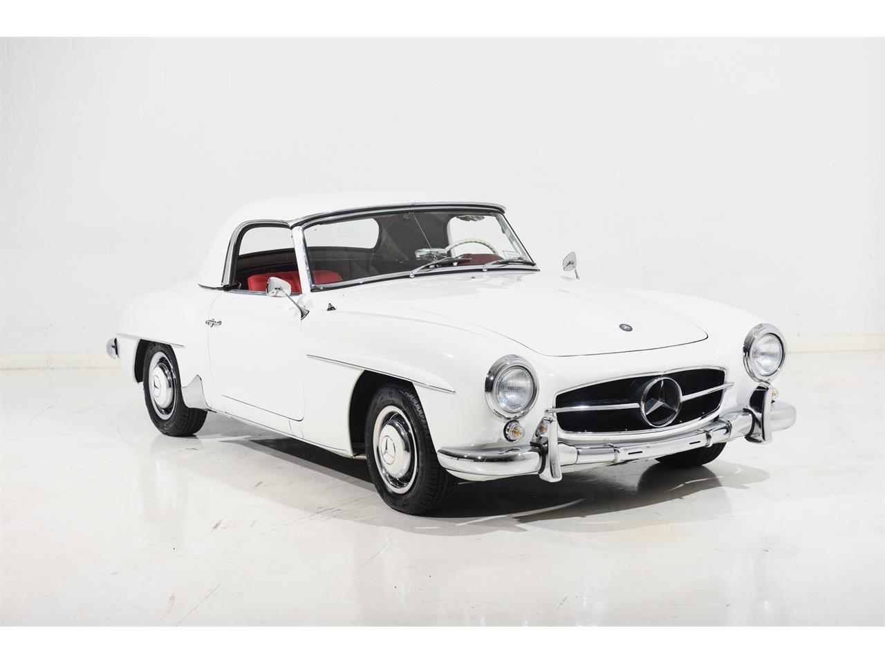 1960 Mercedes-Benz SL-Class (CC-1194352) for sale in Farmingdale, New York