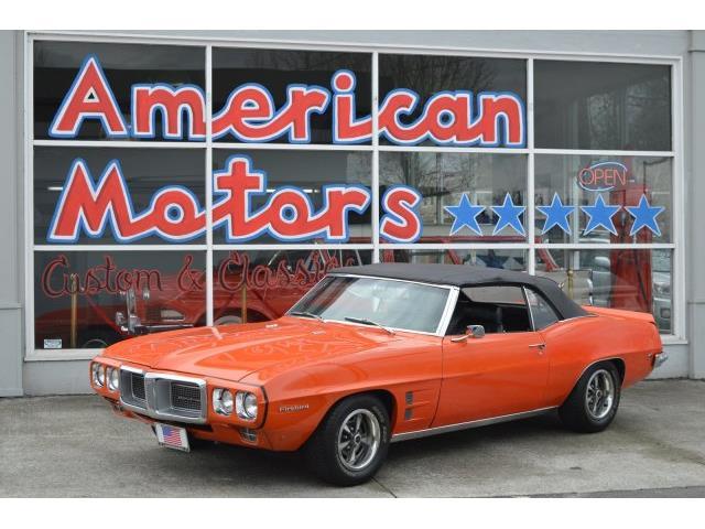 1969 Pontiac Firebird (CC-1194360) for sale in San Jose, California