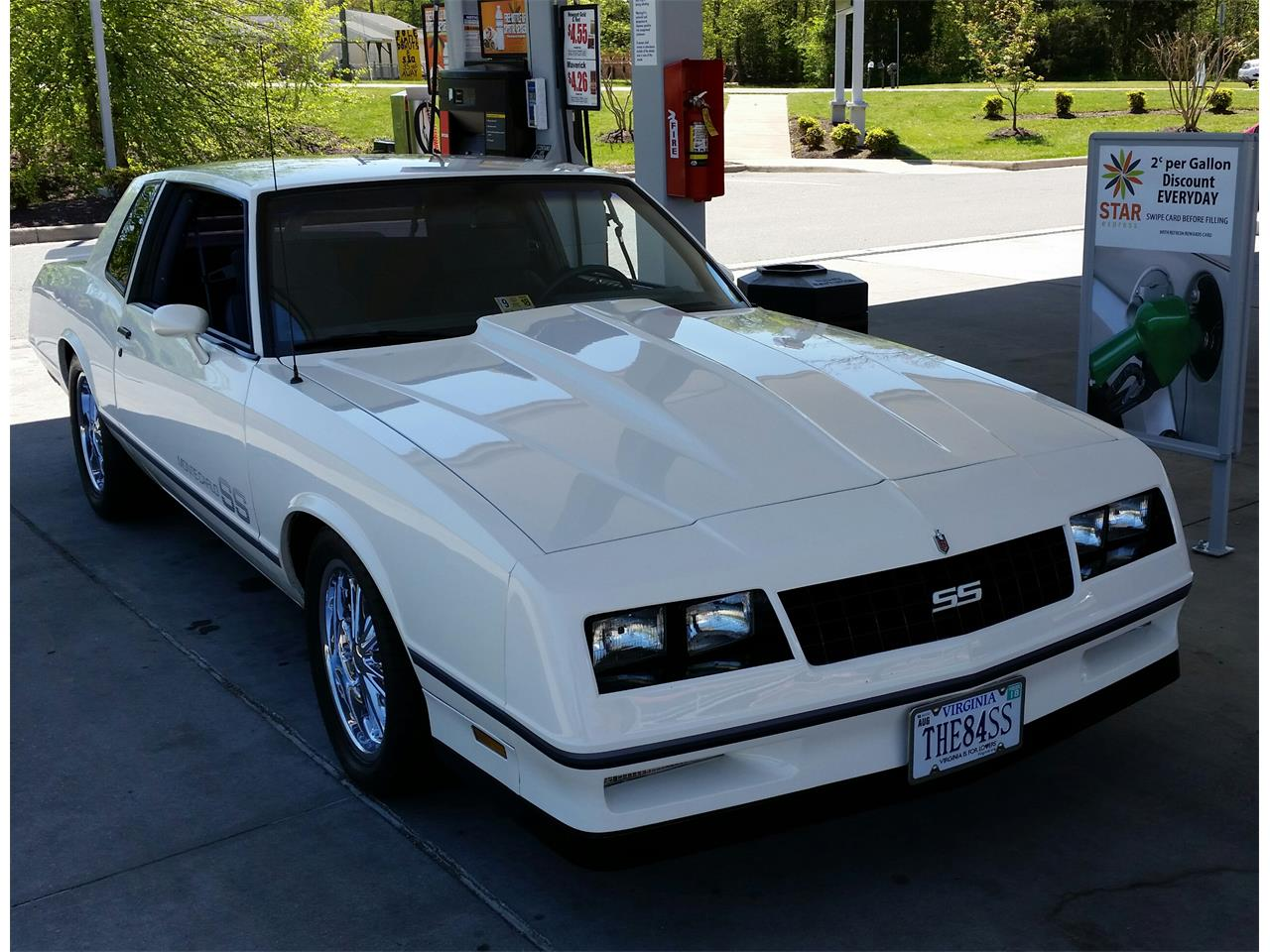1984 chevrolet monte carlo ss for sale classiccars com cc 1194498 1984 chevrolet monte carlo ss for sale