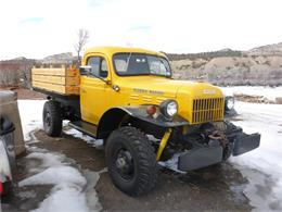 1952 Dodge Power Wagon (CC-1194513) for sale in Edwards, Colorado