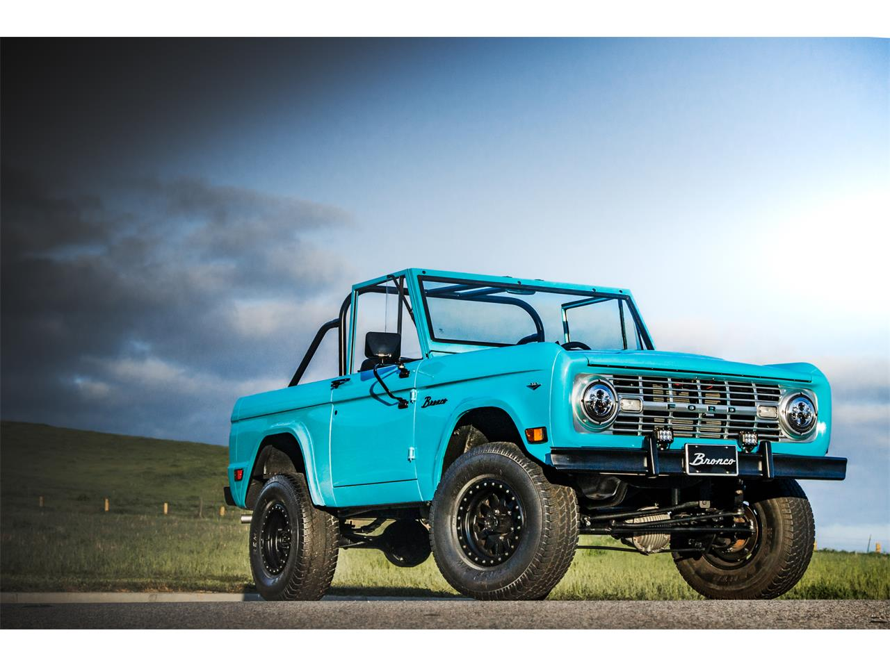 1968 Ford Bronco (CC-1194518) for sale in Irvine, California