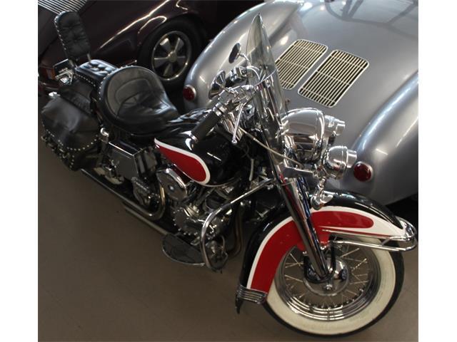 1966 Harley-Davidson FLH (CC-1190452) for sale in carnation, Washington