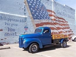 1949 International KB1 (CC-1194523) for sale in Skiatook, Oklahoma