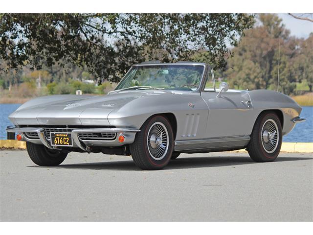 1966 Chevrolet Corvette (CC-1194531) for sale in san diego, California
