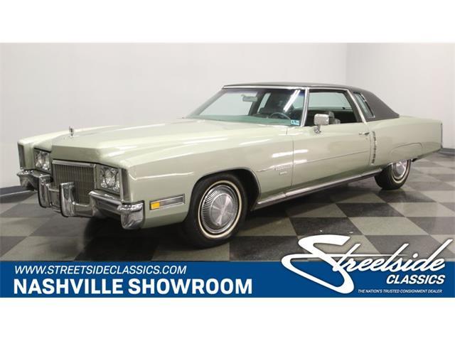 1971 Cadillac Eldorado (CC-1194589) for sale in Lavergne, Tennessee