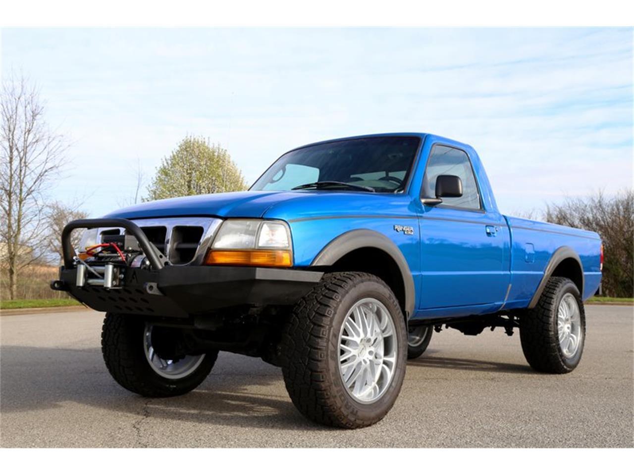 1998 Ford Ranger (CC-1194631) for sale in Lenoir City, Tennessee