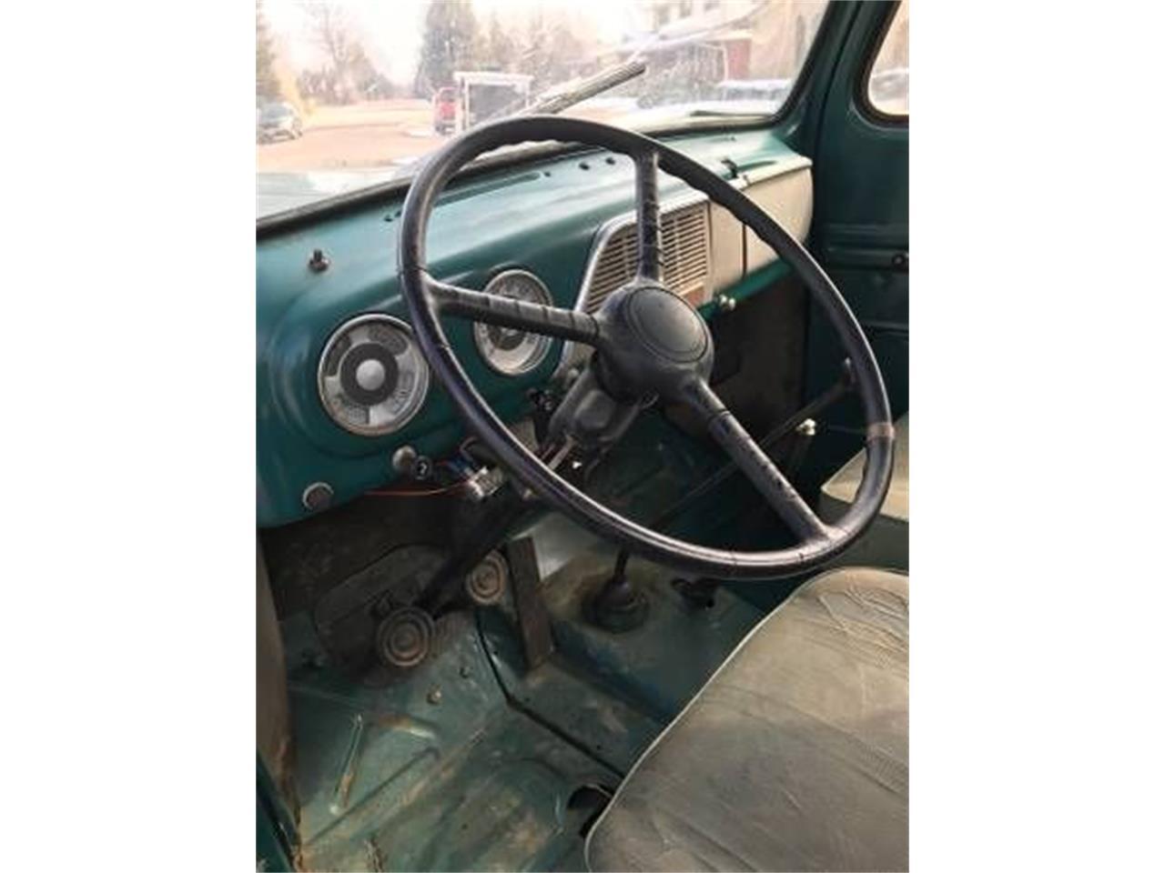 1952 Ford F4 (CC-1194659) for sale in Cadillac, Michigan