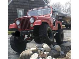 1978 Jeep CJ5 (CC-1194670) for sale in Cadillac, Michigan