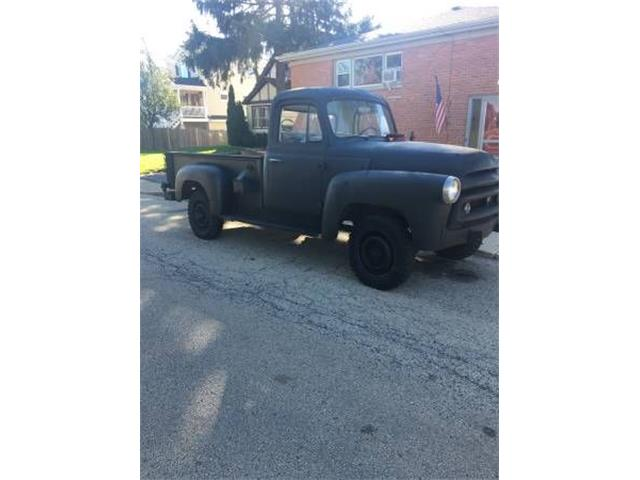 1957 International S120 (CC-1194671) for sale in Cadillac, Michigan