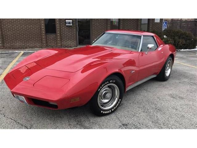 1974 Chevrolet Corvette (CC-1194682) for sale in Cadillac, Michigan