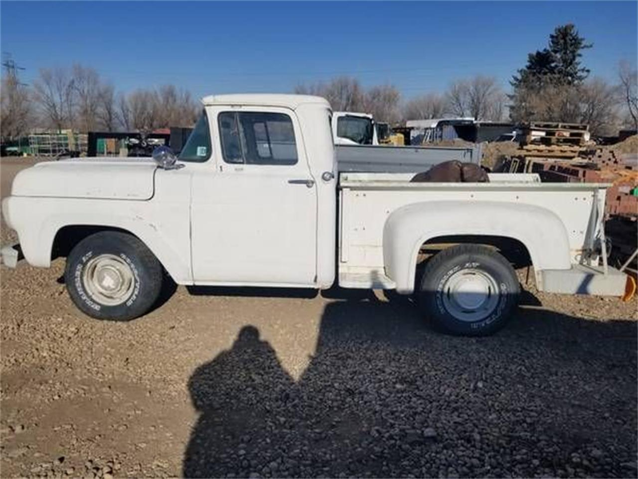 1959 Ford F100 (CC-1194687) for sale in Cadillac, Michigan