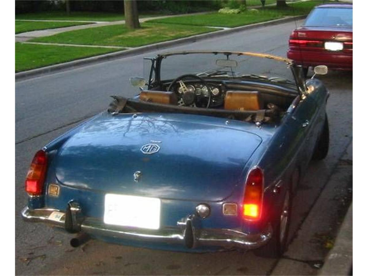 1971 MG MGB (CC-1194709) for sale in Cadillac, Michigan