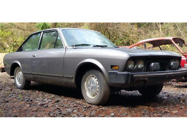1974 Fiat 124 (CC-1190471) for sale in Carnation, Washington