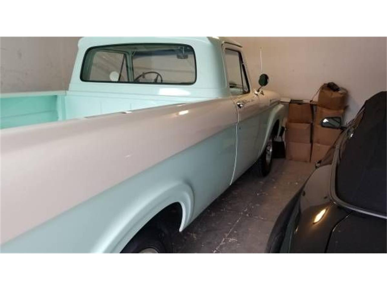 1961 Ford F250 (CC-1194710) for sale in Cadillac, Michigan