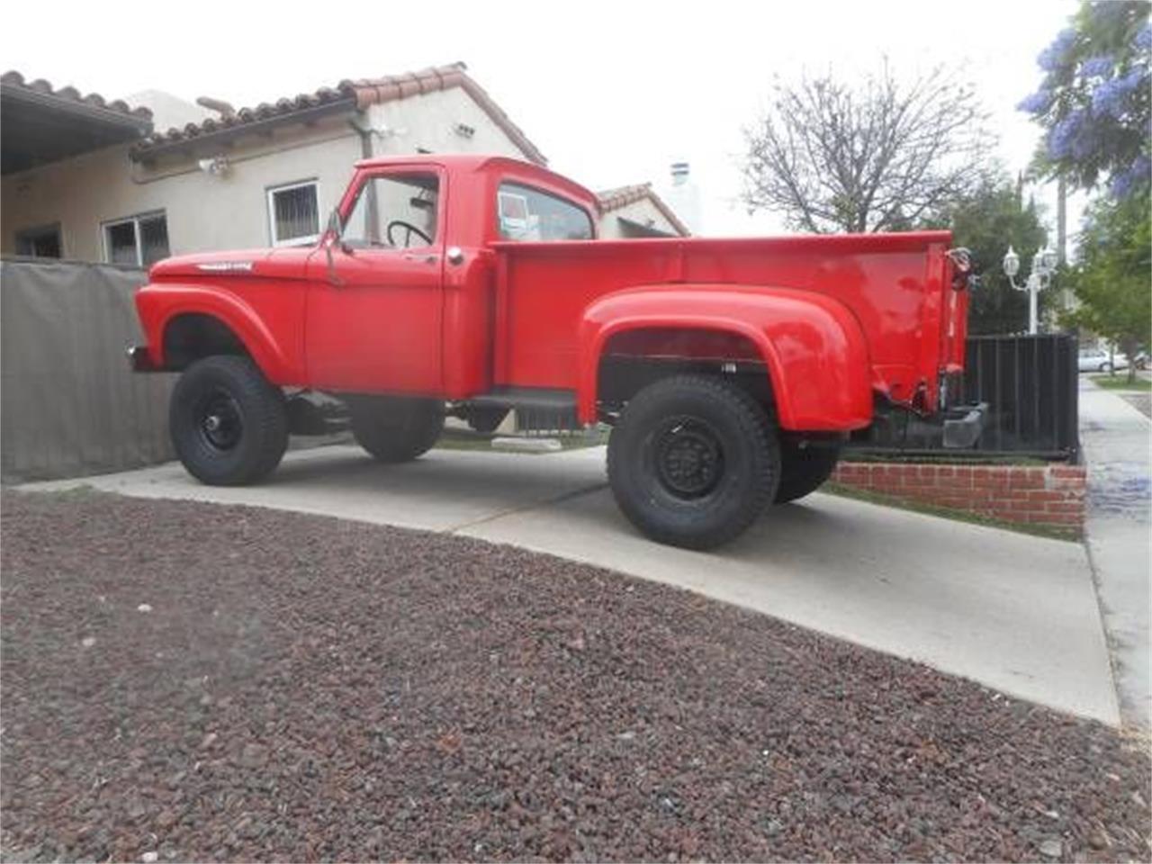 for sale 1961 ford f250 in cadillac, michigan cars - cadillac, mi at geebo