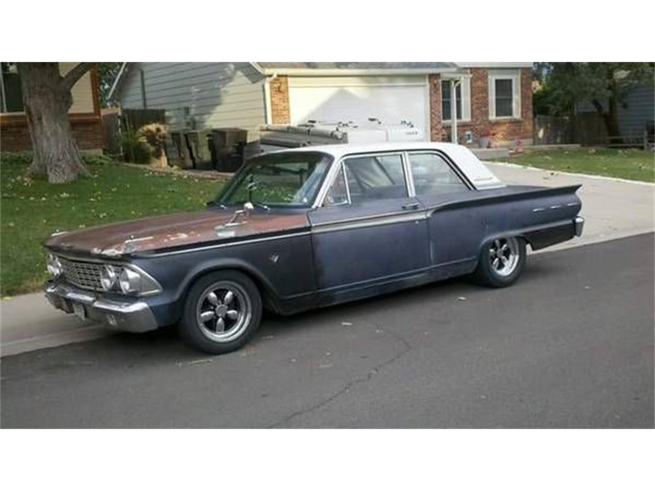 1962 Ford Fairlane (CC-1194712) for sale in Cadillac, Michigan